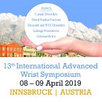 13TH INTERNATIONAL ADVANCED WRIST SYMPOSIUM